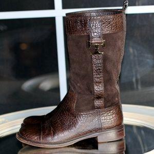 77fc0f373585 Tory Burch Shoes - Tory Burch Corey Mid-Calf Boot